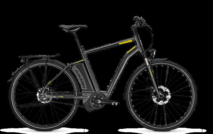 Raleigh Stoker Impulse 8 Premium - Trekking e-Bike - 2018