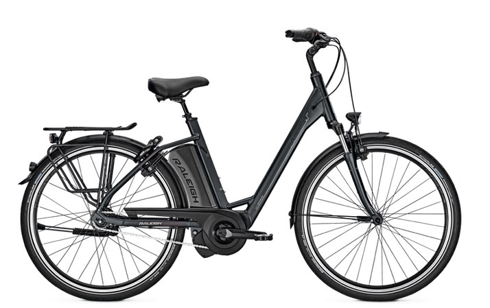 Raleigh Boston XXL - XXL e-Bike – 2018
