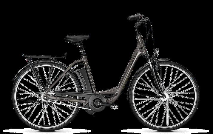 Raleigh Dover Impulse 7 HS / 7R HS _ City e-Bike - 2018