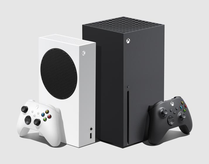 Links: die XBOX Series S, rechts die XBOX Series X | Bild: Microsoft