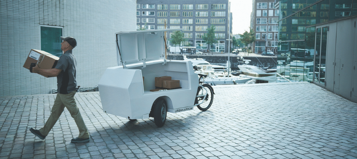 Neue Lastenradförderung in Berlin