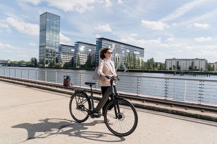 Kalkhoff Image City e-Bikes 2018