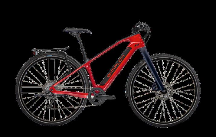 Simplon Silkcarbon Neodrives XT 10 City/Trekking e-Bikes 2018