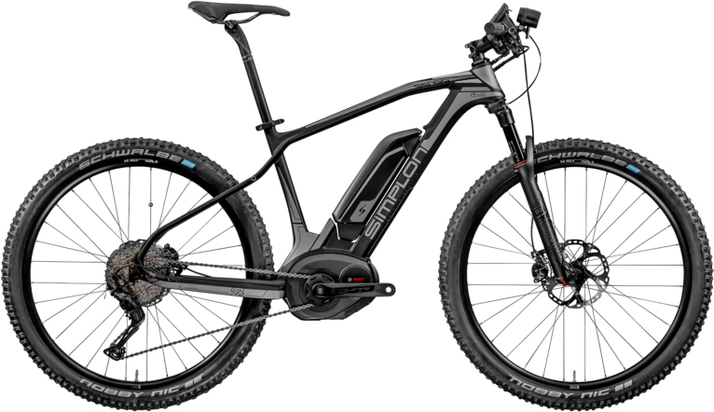 Simplon Sengo 275 EB 80 e-Mountainbike 2018