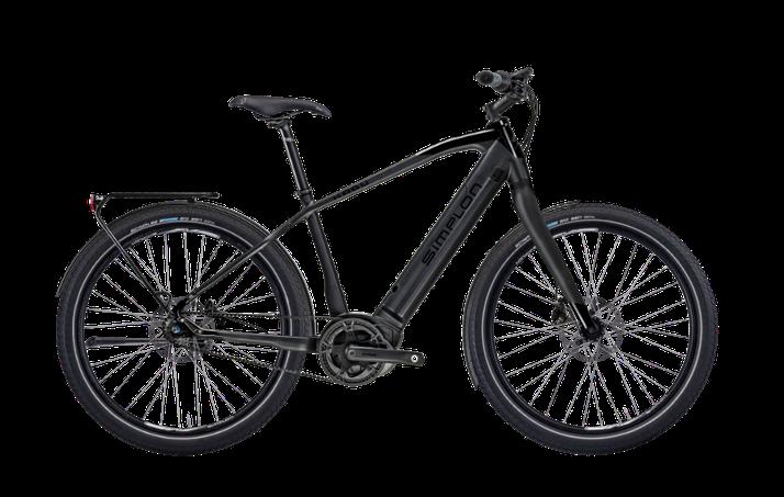 Simplon Kagu Bosch C60 Trekking e-Bikes 2018