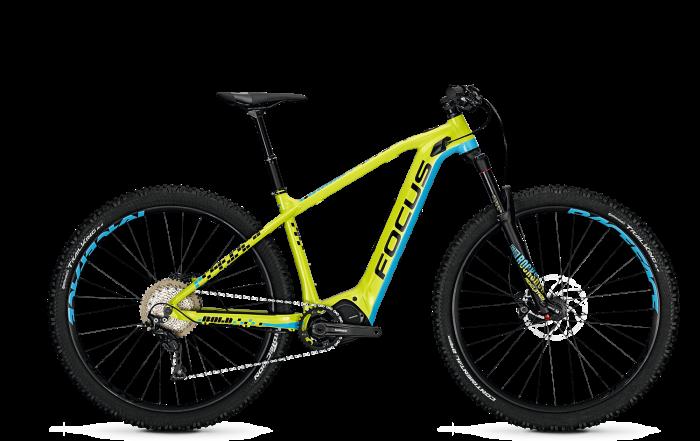 Focus Bold² 29 Pro e-Mountainbikes 2017