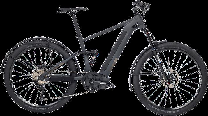 Bergtrom e-Bike Modelle - e-Mountainbikes, Trekking e-Bikes 2018