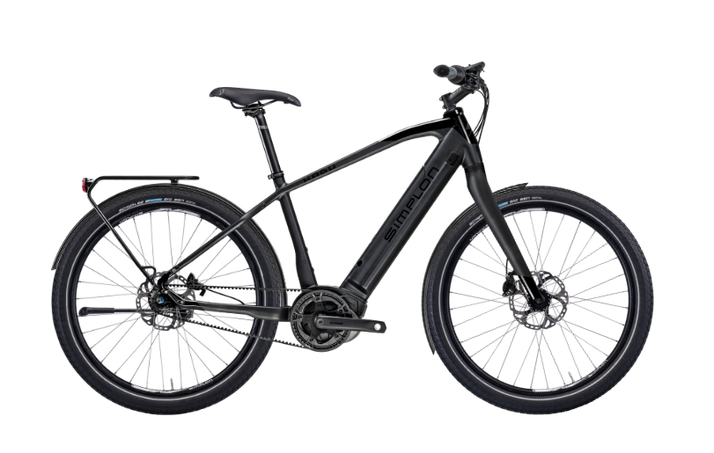 Simplon Kagu Bosch NU Trekking e-Bikes 2018
