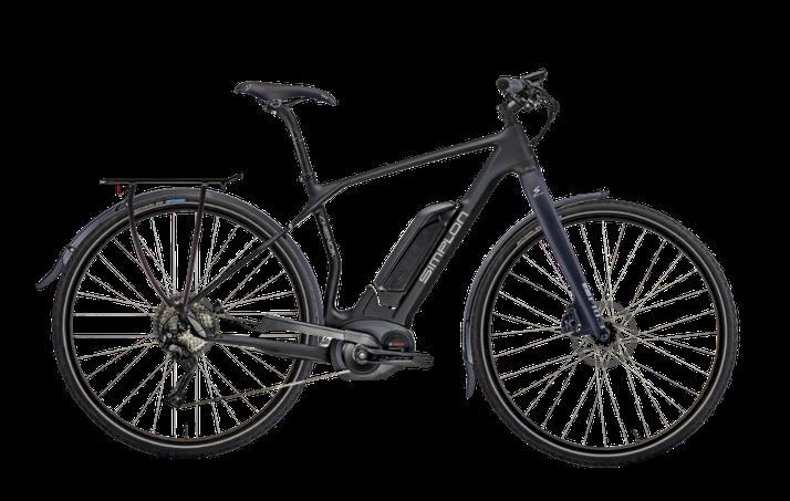 Simplon Chenoa Uni 40 City/Trekking e-Bike 2017