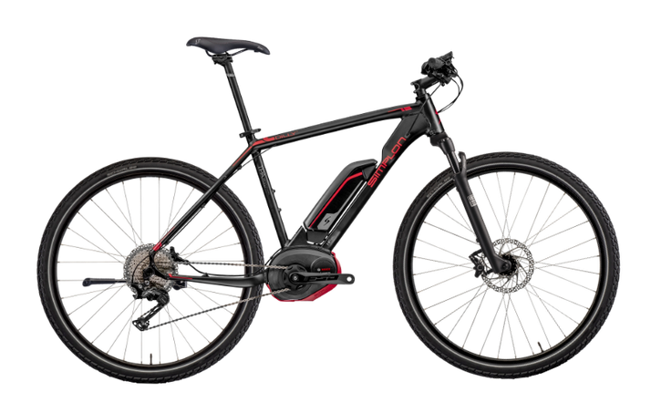 Simplon E-Dilly 275 EB 80 e-Mountainbikes 2018
