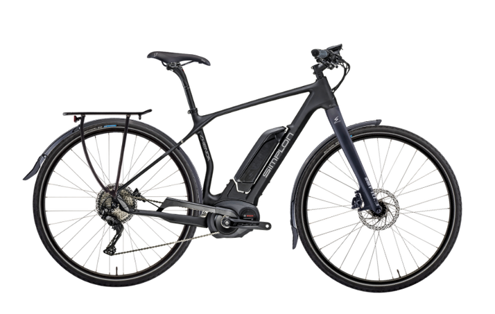 Simplon Chenoa Uni SL City/Trekking e-Bike 2018