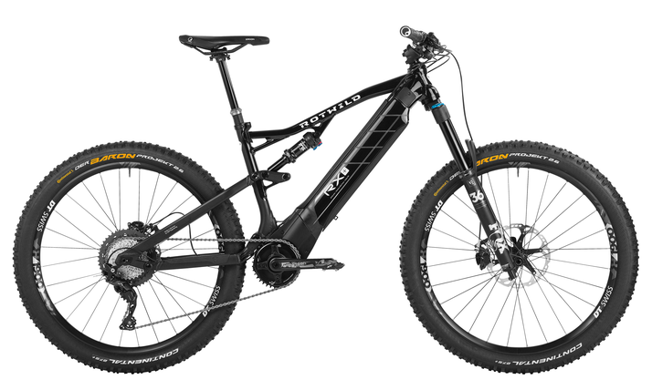 Rotwild All Mountain R.X+ TRAIL (27.5) PRO e-Mountainbike 2018