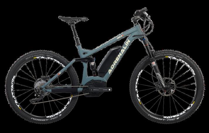 IBEX IBEX eAdrenalin 25 km/h e-Mountainbike 2019