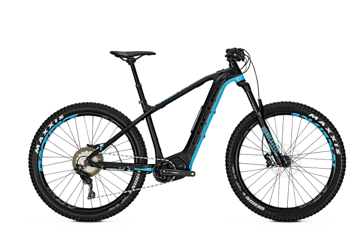 Focus Bold² Plus e-Mountainbikes 2017