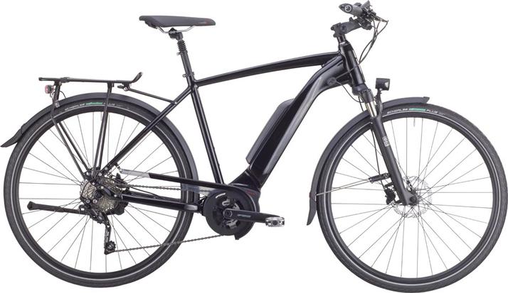 IBEX eComfort Trekking e-Bike - 2019