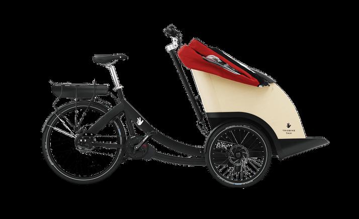 Triobike Taxi - Cargo e-Bike 2019