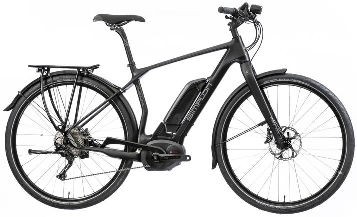 Simplon Chenoa City/Trekking e-Bikes 2018