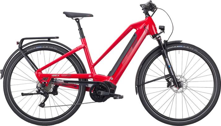 IBEX eComfort Neo Trekking e-Bikes 2019
