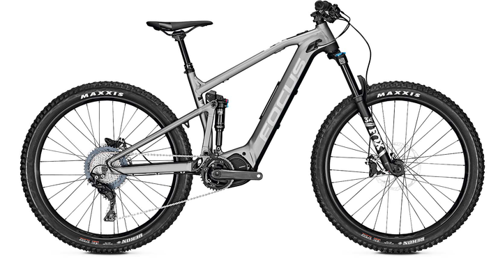 Focus Jam² Plus e-Mountainbike 2017