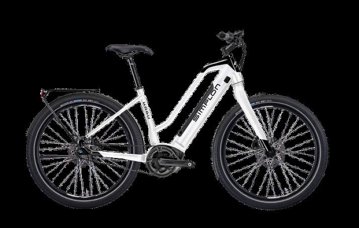 Simplon Kagu Trekking e-Bikes 2017
