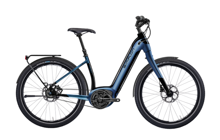 Simplon Kagu Era 30 Trekking e-Bikes 2018
