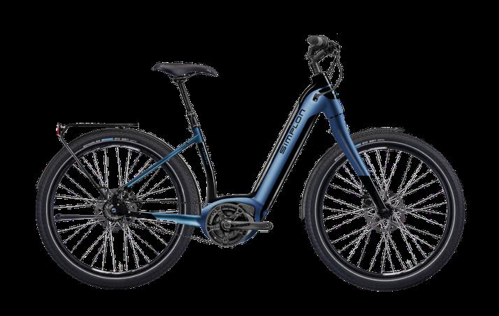 Simplon Kagu Bosch Uni 8L Trekking e-Bikes 2019