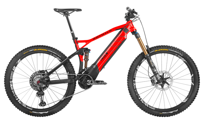 Rotwild Enduro R.E+ Ultra e-Mountainbike 2018
