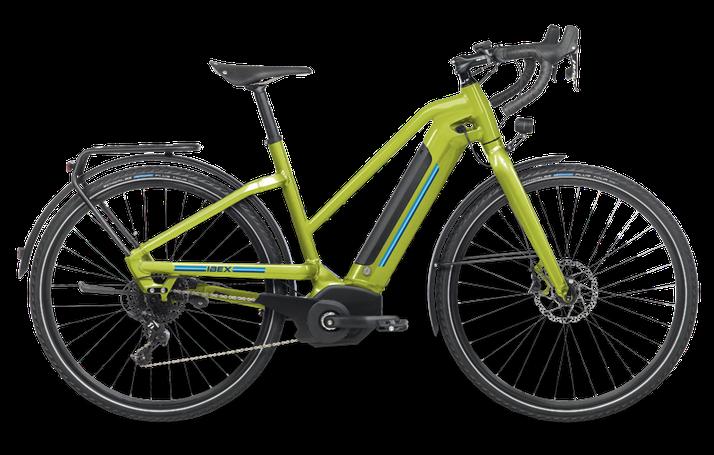 IBEX eJungle Hero Trekking e-Bike 2019