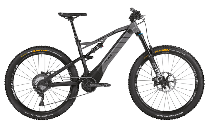 Rotwild All Mountain R.X+ TRAIL (27.5) CORE e-Mountainbike 2018