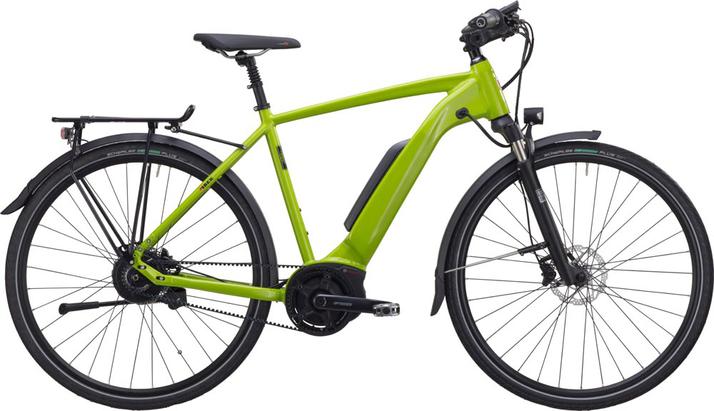IBEX Comfort e-Bikes 2016