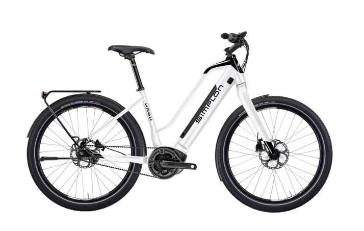 Simplon Kagu Bosch XT Di2 Trekking e-Bike 2019