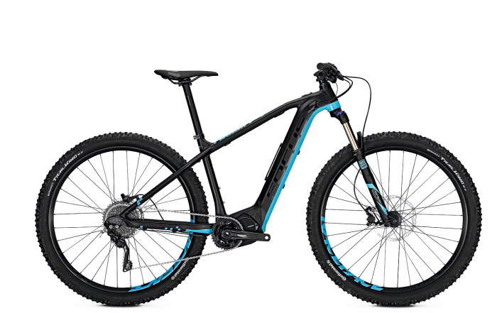 Focus Bold² Plus Pro e-Mountainbikes 2017