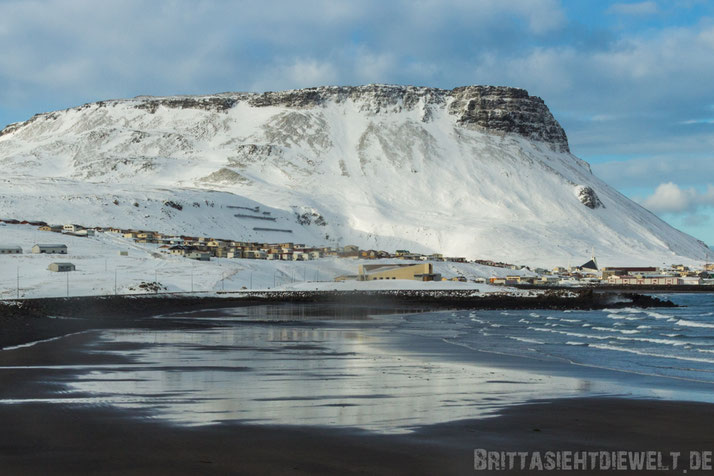 olafsvik,snaefellsnes,island,iceland,winter,february,west,car,snow,tipps,beach,tafelberg