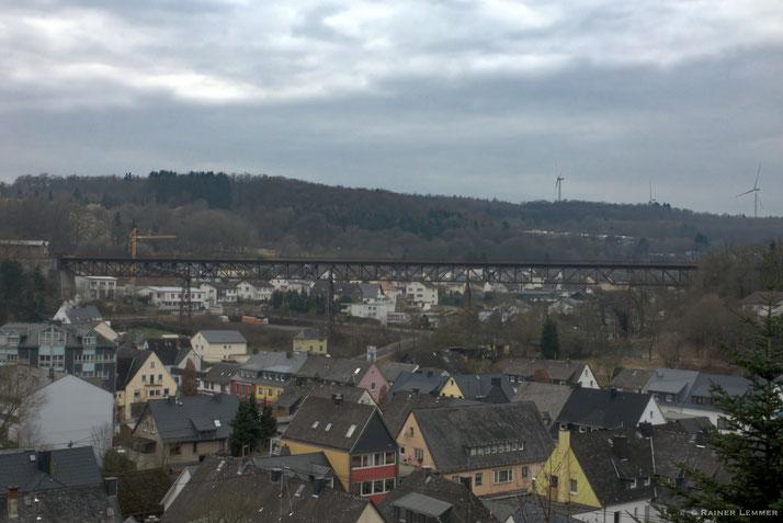 Historische Eisenbahnbrücke Westerburg