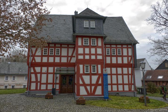 Burgmannen Haus Westerburg