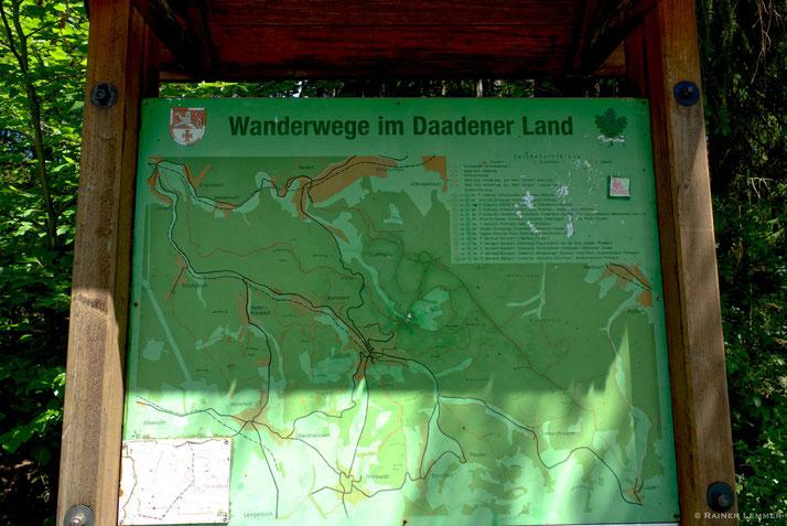 Wanderwege im Daadener Land