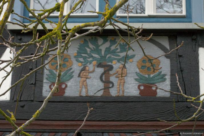 Adam-Eva-Haus Brandscheid