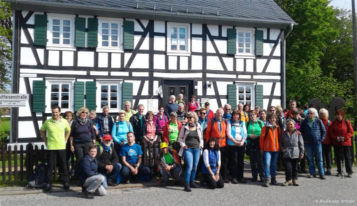 WW-Steig Etappe 12 - Flammersfeld - Weyerbusch