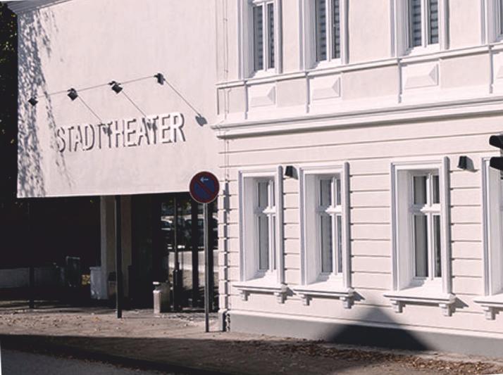 Bild von Eingangsbereich des Stadttheater Elmshorns