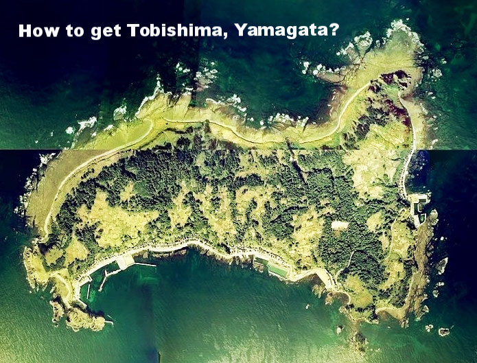 Tobishima island Source: Wikipedia