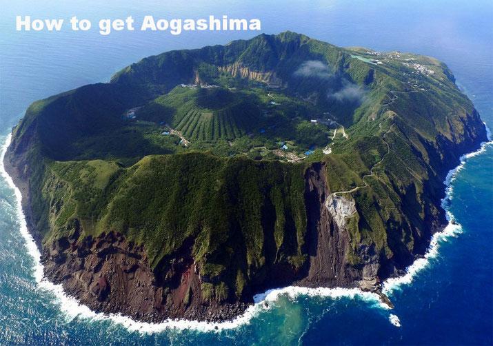 aogashima island, how to get aogashima island
