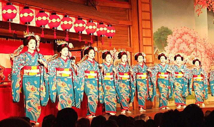 Miyako odori  Source: Wikipedia