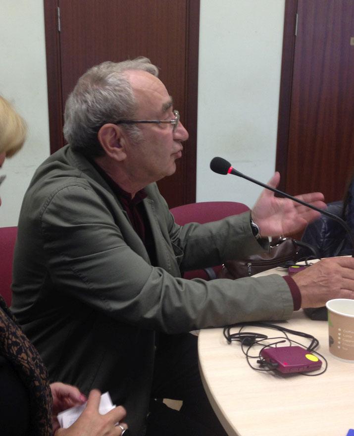 Arsenij Roginskij, Vorsitzender von Memorial International