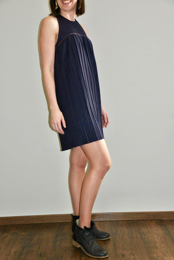 Robe Panama Maison Fauveamp; Mercerie Pretty L'embobineuse Blog nw8O0PkX