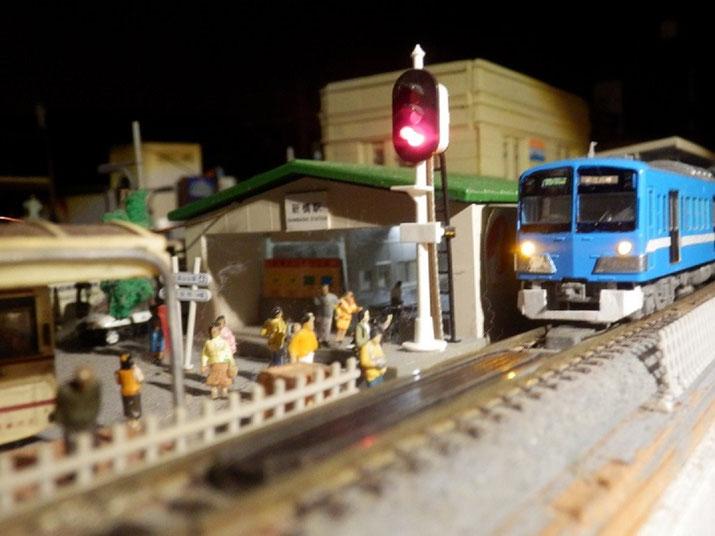 近江鉄道 模型