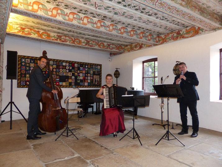 Kloster Wienhausen - Trio - 31. August 2018