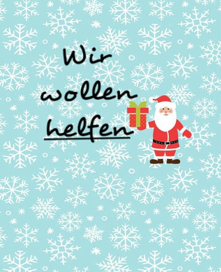 Eine Weihnachtsaktion von BooksGarden und Bücherwürmer-Gruppe