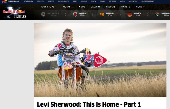 Short Film: Levi Sherwood This Is Home