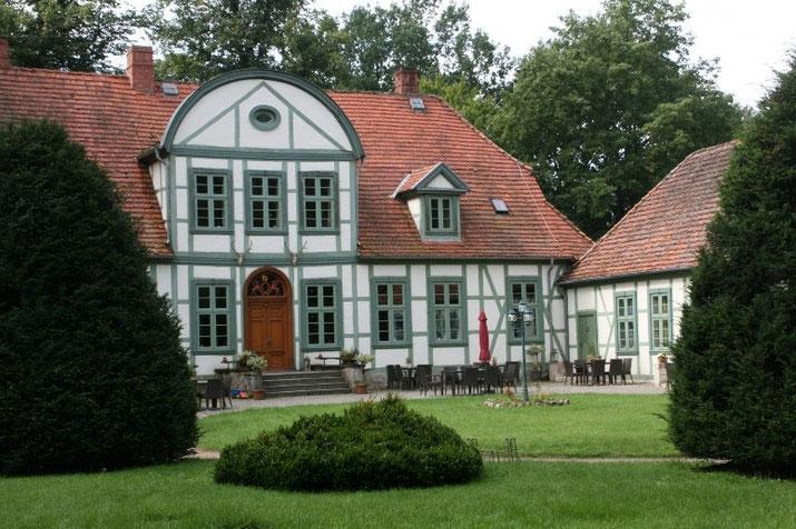 Jagdschloss friedrichsmoor Fachwerk