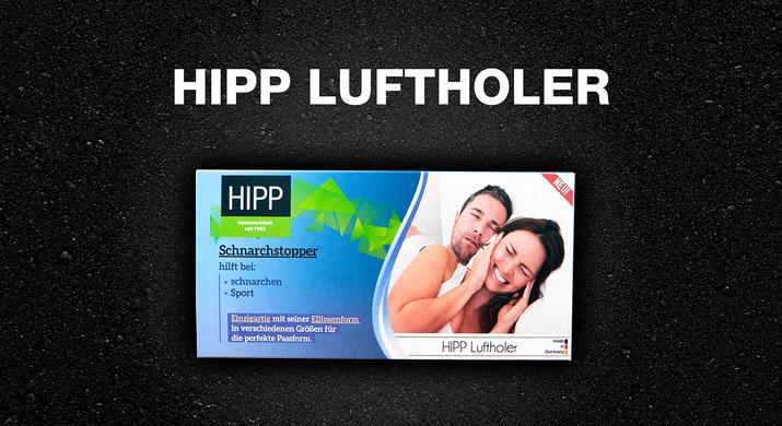 HIPP Luftholer - Hilfe gegen Schnarchen und bei Pollenproblemen
